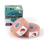 TEMTEX kinesio tape Classic, béžová tejpovací páska 2 x 2,5cm x 5m